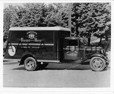 1936 Ford Panel Truck, Horluck's Beer, Factory Photo (Ref. # 43270)