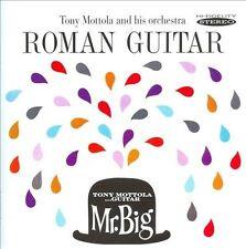 Roman Guitar/Mr. Big by Tony Mottola (CD, Sep-2011, Sepia Records)