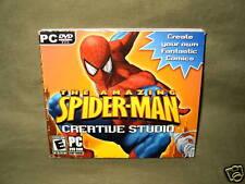 The Amazing Spider-man, Creative Studio PC dvd-Rom