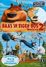 BAAS IN EIGEN BOS 2 - OPEN SEASON - DVD - NIEUW SEALED