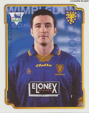 N°528 CERI HUGHES WIMBLEDON.FC STICKER MERLIN PREMIER LEAGUE 1999