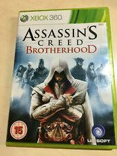 ASSASSINS CREED BROTHERHOOD for the XBOX 360