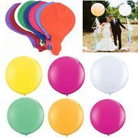 36'' 90cm Large Giant Big Latex Balloon Wedding Party Helium Air Decoration