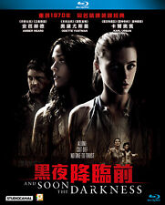 """Amber Heard """"And Soon the Darkness"""" Odette Annable Horror Region A Blu-Ray"""