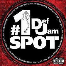 Island Def Jam Recording Presents #1 Spot VARIOUS ARTISTS MUSIC CD