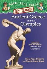 Magic Tree House Fact Tracker: Ancient Greece and the Olympics : A Nonfiction Co