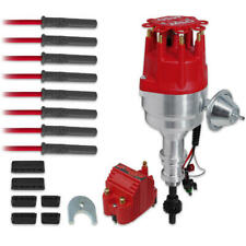 MSD Ignition Kit 84745; Ready-to-Run Electronic and Vacuum for Ford 289/302 SBF