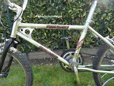 OLD BIKE OLD SCHOOL RALEIGH BURNER BMX VINTAGE BICROSS