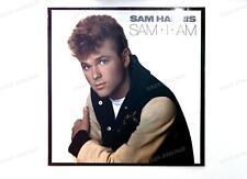Sam Harris - Sam-I-Am GER LP 1986 + Innerbag /3