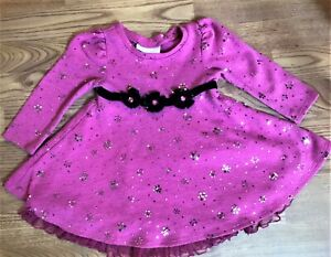 Bonnie Baby Dress Size 24 Mos. in Great Condition