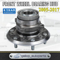 One Front Wheel Bearing and Hub for Toyota Hiace KDH200 KDH220 KDH223 TRH221