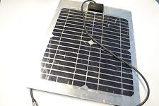 Solar Panel for most Viper & Lakestar Bait Boat Batteries 12v