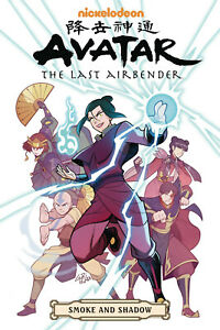 Avatar The Last Airbender Omnibus TPB Smoke & Shadow Softcover Graphic Novel