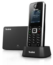 Yealink SIP-W52P DECT Cordless IP Phone 1.8-inch Colour LCD 5-VoIP Power Over