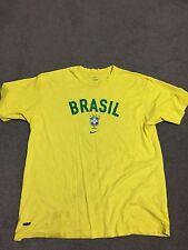 Nike Brazil Ronaldo T-Shirt