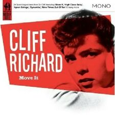 "CLIFF RICHARD ""MOVE IT""  CD NEU"