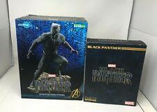 Black Panther 2-er Set Marvel Actionfigur OVP B-Ware Movie Film !