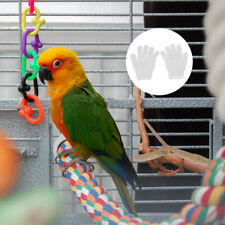 1 Pair Durable Pet Training Protective Gear Parrot Training Glove