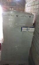 Duo Qualität Stretchfolie 75cm x1500m Wickelfolie Siloballenfolie WEISS 0,07€/m