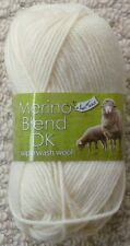King Cole Merino Blend DK 100 Superwash Wool 50g Balls. Quick DISPATCH Aran 46