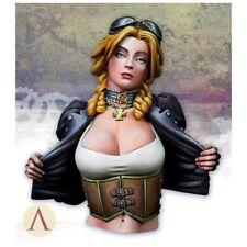 Scale 75 Sarah Kilmister Steampunk 1/12th unpainted bust Kit