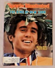 ALBERTO SALAZAR WINS NEW YORK MARATHON 1980 Sports Illustrated 11/3/80
