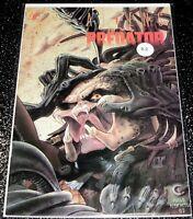 Aliens Vs Predator 2 (9.2) 1st Print 1990 Mini Series Mature Readers (A)