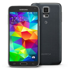 Samsung Galaxy S5 Sm-g900a 4g LTE 16gb Gold Unlocked GSM Android Phone FRB SHDW