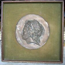 """""""Diana"""" di Pietro Annigoni Conio argento 925 almeno 300g, con garanzia e firma"""