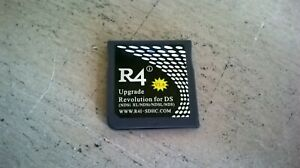 R4 Upgrade Revolution for Nintendo DS with 2GB Micro SD Card - Fast Post - VGC