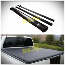 Soft Roll-Up Tonneau Cover Fit 04-14 F150 06-14 Mark LT 5.5' Styleside Short Bed