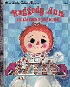 B00072PFEC Raggedy Ann and the Cookie Snatcher  A Little Golden Book