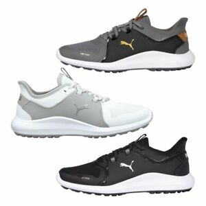 Puma IGNITE FASTEN8 Wide Golf Shoes 194864 PWRStrap Fit System Pick Size+Color