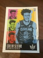 2018-19 Court Kings #197 Collin Sexton RC Rookie Cavaliers