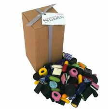 Liquorice Sweet Gift Box - Present For Liquorice Lovers Birthday, Father's Day