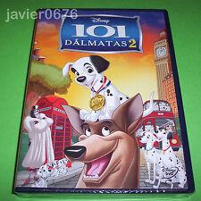 101 DALMATAS 2 DISNEY DVD NUEVO Y PRECINTADO