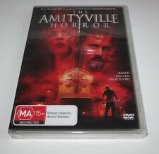 The Amityville Horror - R4 - DVD - 2005 - NEW - edc