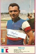 Cyclisme, ciclismo, wielrennen, radsport, cycling, JEAN DOTTO repro