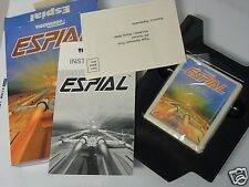 NTSC Atari 2600 Espial Complete ATARI 2600 Video Game System #98UI