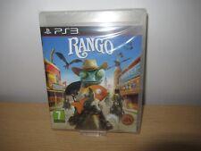 RANGO, PS3, NUOVO, SIGILLATO VERSIONE PAL