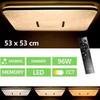 LED Plafoniera Dimmerabile Cielo Stellato con Telecomando da Soggiorno