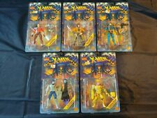 X-Men Mutant Genesis Series Action Figures Pick from 5. Opened. 1995 ToyBiz