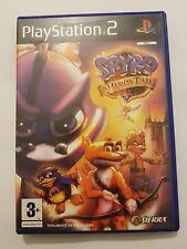 Spyro A Hero's Tail ps2 pal España completo