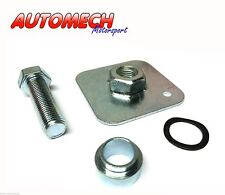Seat Belt Harness Bolt, Nut, Stress Plate,Spacer & Washer.Full Kit SVA FIA (189)