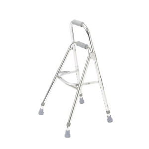 #10240-1 Drive Midical Side Style Hemi One Arm Walker Chrome, Adult 300lbs (z1)
