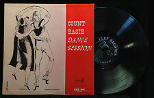 Count Basie-Dance Session Album #2-Clef 647-DSM COVER ART