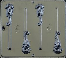 Seahorse Lollipop Chocolate Candy Mold 3440 NEW