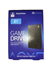 Seagate External Hard Drive for PS4 Systems 2TB (STGD2000100)