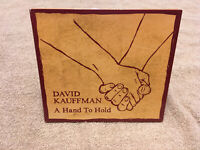 David Kauffman A Hand to Hold *Christian/Gospel CD 12 Playgraded M-