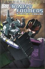 Transformers Robots In Disguise #30 (NM) `14 Barber/ Griffith/ Collier